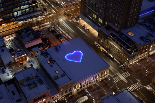 ATB Rooftop Heart