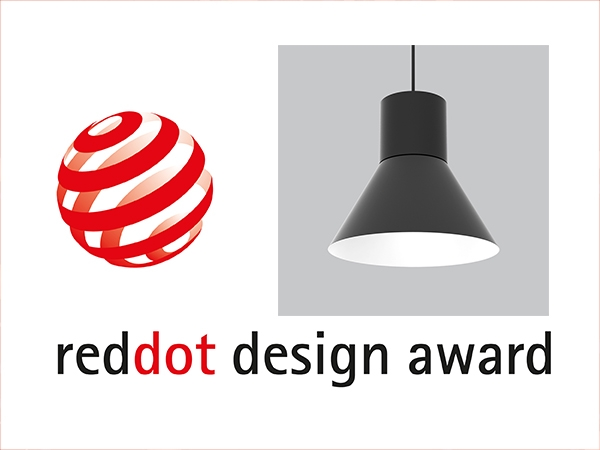 EUREKA WINS RED DOT AWARD FOR VERNER