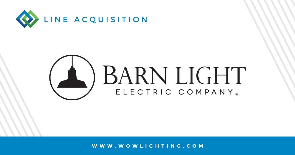 LINE ACQUISITION: BARN LIGHT ELECTRIC CO.