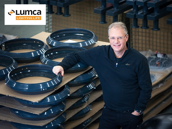 LUMCA LIGHTS UP MONTREAL AND THE LIVES OF MILLIONS!